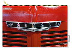Vintage 1947 Farmall Tractor Carry-all Pouch