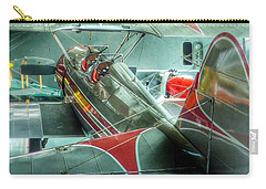 Vintage Airplane Comparison Carry-all Pouch