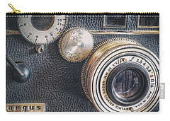 Vintage Argus C3 35mm Film Camera Carry-all Pouch