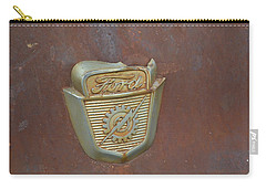 Vintage Badge Carry-all Pouch