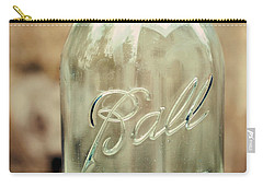 Vintage Ball Mason  Carry-all Pouch