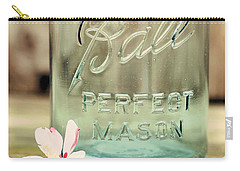 Vintage Ball Perfect Mason Carry-all Pouch