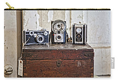 Vintage Cameras At Warehouse 54 Carry-all Pouch