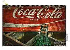 Vintage Coca-cola Carry-all Pouch