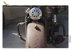 Vintage Harley Carry-all Pouch