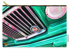 Vintage Jeep - J3000 Gladiator By Sharon Cummings Carry-all Pouch by Sharon Cummings