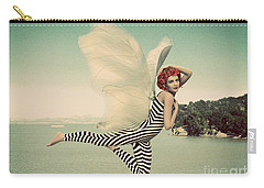 Vintage Ocean Fairy Carry-all Pouch