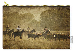 Vintage Roundup Carry-all Pouch