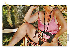 Vintage Sass Carry-all Pouch