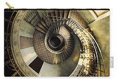 Vintage Spiral Staircase Carry-all Pouch