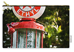 Vintage Texaco Gas Pump Carry-all Pouch
