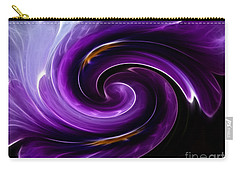 Viola Swirl Carry-all Pouch