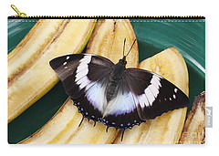 Violet-spotted Charaxes Butterfly Carry-all Pouch