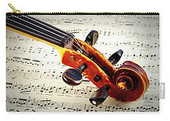 Violine Carry-all Pouch
