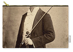 Violinist, C1900 Carry-all Pouch