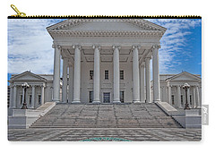 Virginia Capitol Carry-all Pouch