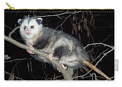 Virginia Opossum Carry-all Pouch