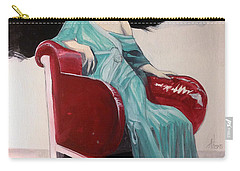 Virginia Smith Carry-all Pouch by Jimmy Adams
