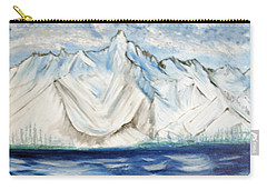 Vision Of Mountain Carry-all Pouch