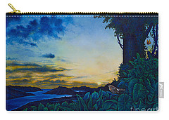 Visions Of Paradise II Carry-all Pouch