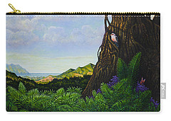 Visions Of Paradise V Carry-all Pouch