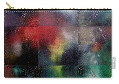 Visions Of Space And Time Carry-all Pouch by Jeremy Aiyadurai