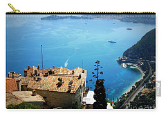 Vista From Eze Carry-all Pouch