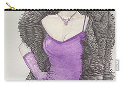 Vivacious Samantha Carry-all Pouch by Jimmy Adams
