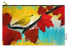 Vividness Carry-all Pouch by Lourry Legarde