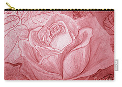 Voir La Vie En Rose Carry-all Pouch