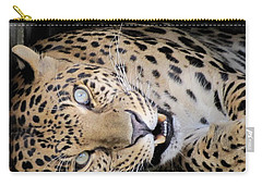 Voodoo The Leopard Carry-all Pouch