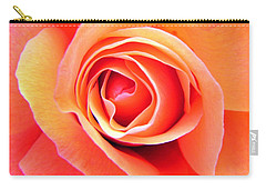 Carry-all Pouch featuring the photograph Vortex by Deb Halloran