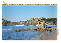 Carry-all Pouch featuring the photograph Vouno 2 by George Katechis