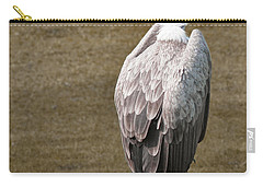Vulture On Guard Carry-all Pouch