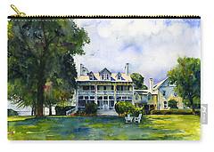 Wades Point Inn Carry-all Pouch by John D Benson
