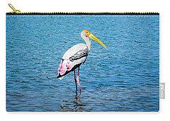 Wading Stork Carry-all Pouch