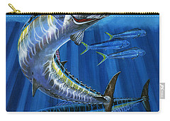 Wahoo Rip Off0047 Carry-all Pouch by Carey Chen