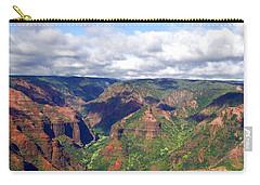 Waimea Canyon Carry-all Pouch by Amy McDaniel