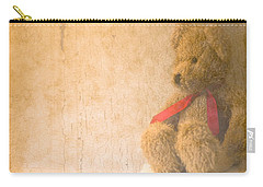 Waiting  Carry-all Pouch by Jan Bickerton
