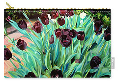 Walk Among The Tulips Carry-all Pouch