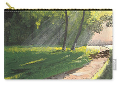 Walk Into The Light Carry-all Pouch by Norm Starks