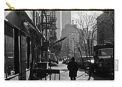 Walk Manhattan 1980s Carry-all Pouch