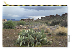 Walk On The Wildside Carry-all Pouch