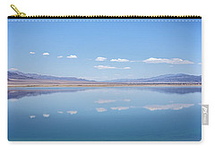 Walker Lake Mirror Carry-all Pouch by Jennifer Nelson