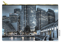 Walking The Embarcadero San Francisco Carry-all Pouch