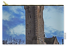 Wallace Monument During Sunset Carry-all Pouch