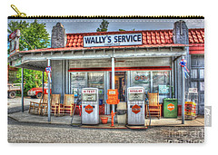 Wally's Service Station Carry-all Pouch