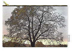 Walnut Tree Series Poster Edges Carry-all Pouch