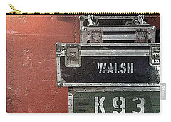 Walsh As In Joe Walsh Carry-all Pouch