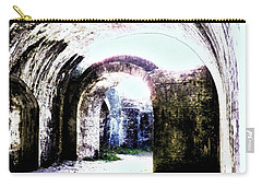 War At Fort Pickens Carry-all Pouch by Faith Williams